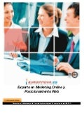 Curso marketing online posicionamiento web