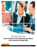 Curso nuevo plan general contable