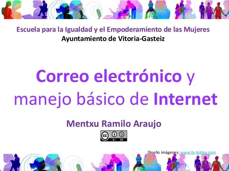 Taller Correo Electrónico Y Manejo Básico De Internet