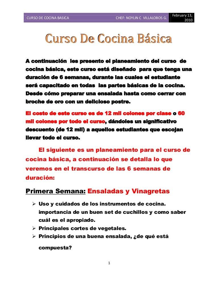 Curso De Cocina Basica | Cursodecocinabsica 100315160417 Phpapp02 Thumbnail 4 Jpg Cb 1268669645