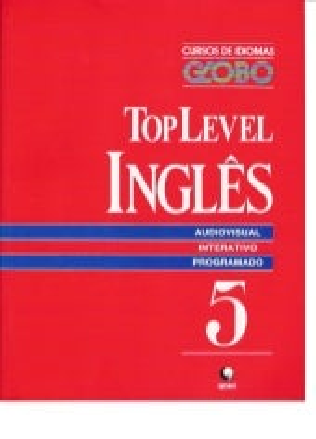 Curso de idiomas globo ingles top level livro 09 fandeluxe Image collections