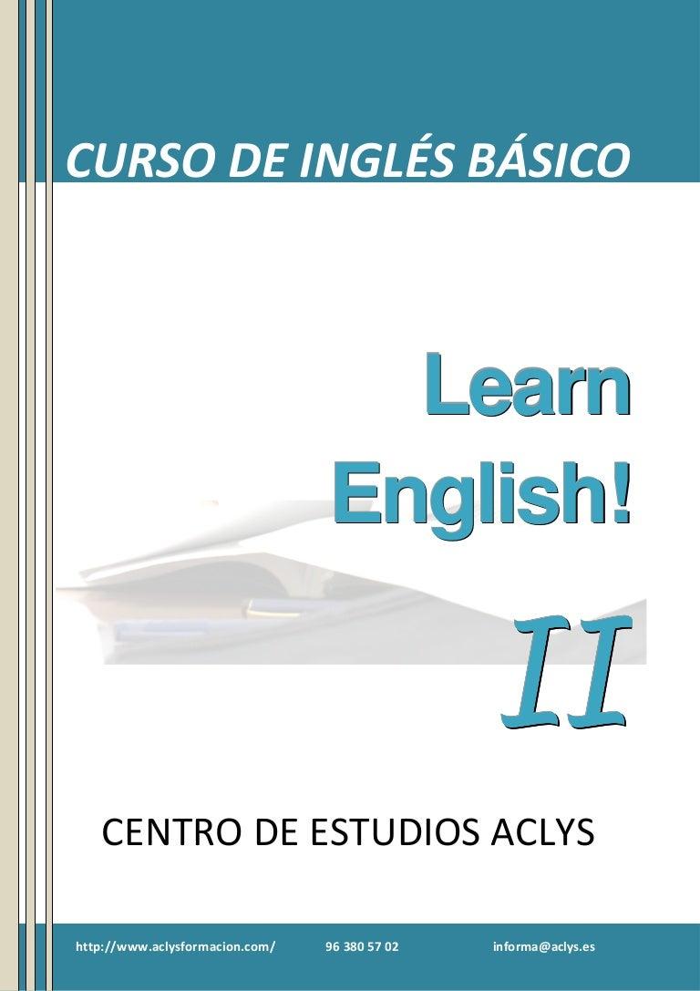 Ingles Basico Pdf