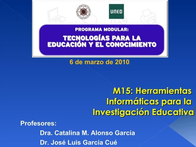 Curso Herramientas InformáTicas Marzo 2010