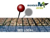 Curso SEO Local Montsia