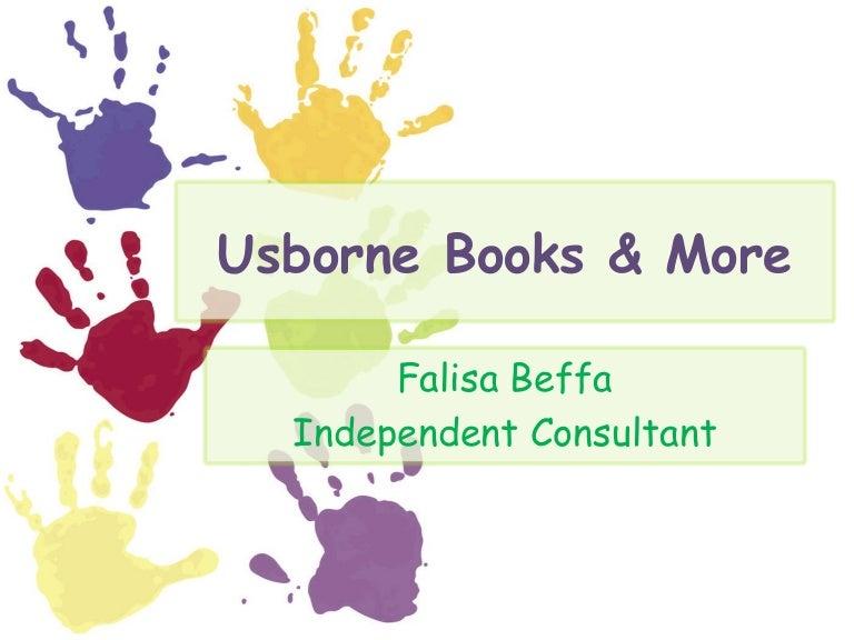 Usborne Books More Presentation