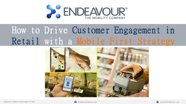 how to engage customers in retail