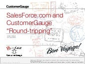 "SalesForce.com Net Promoter Integration with CustomerGauge ""Round-Tripping"""