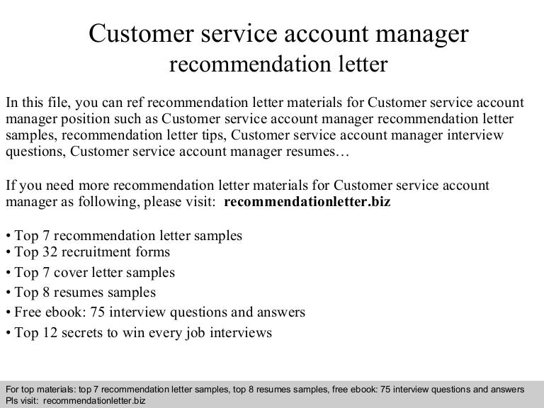 Customerserviceaccountmanagerrecommendationletter 140822000938 Phpapp02 Thumbnail 4gcb1408666204