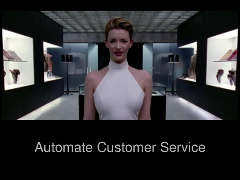 Automate Customer Service With Ai