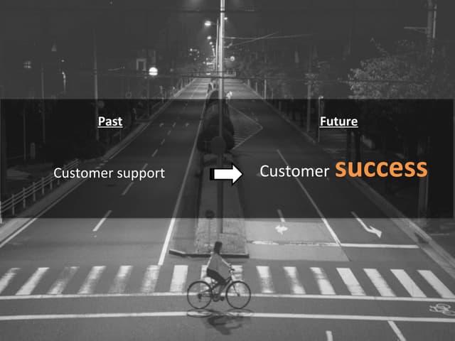 【For internal use】Customer success manual