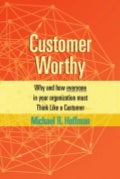 Customer Worthy book Customer Experience Guide by mrhoffman