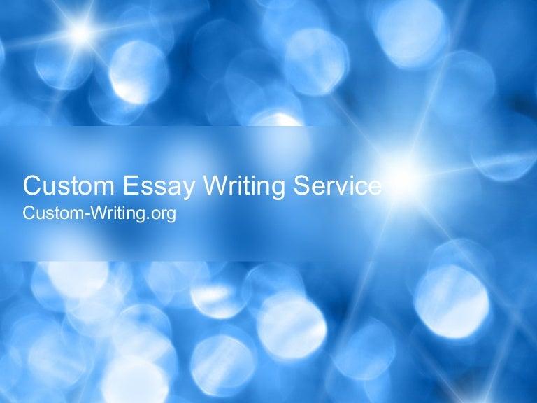 Is custom writing service a fraud