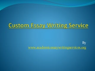 custom writing service review