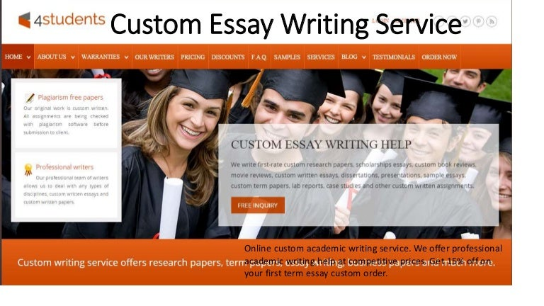 custom papers for college com everything changes and we try custom papers for college to keep up the times we have made a list of the best paper writing services of 2016 in order