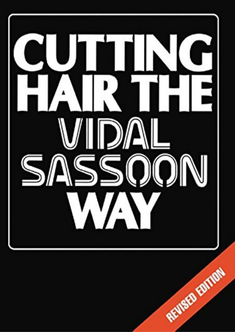 PDF]~Books Cutting Hair the Vidal Sassoon WayeBooksAuthor Vidal Sa