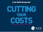 Cutting your costs