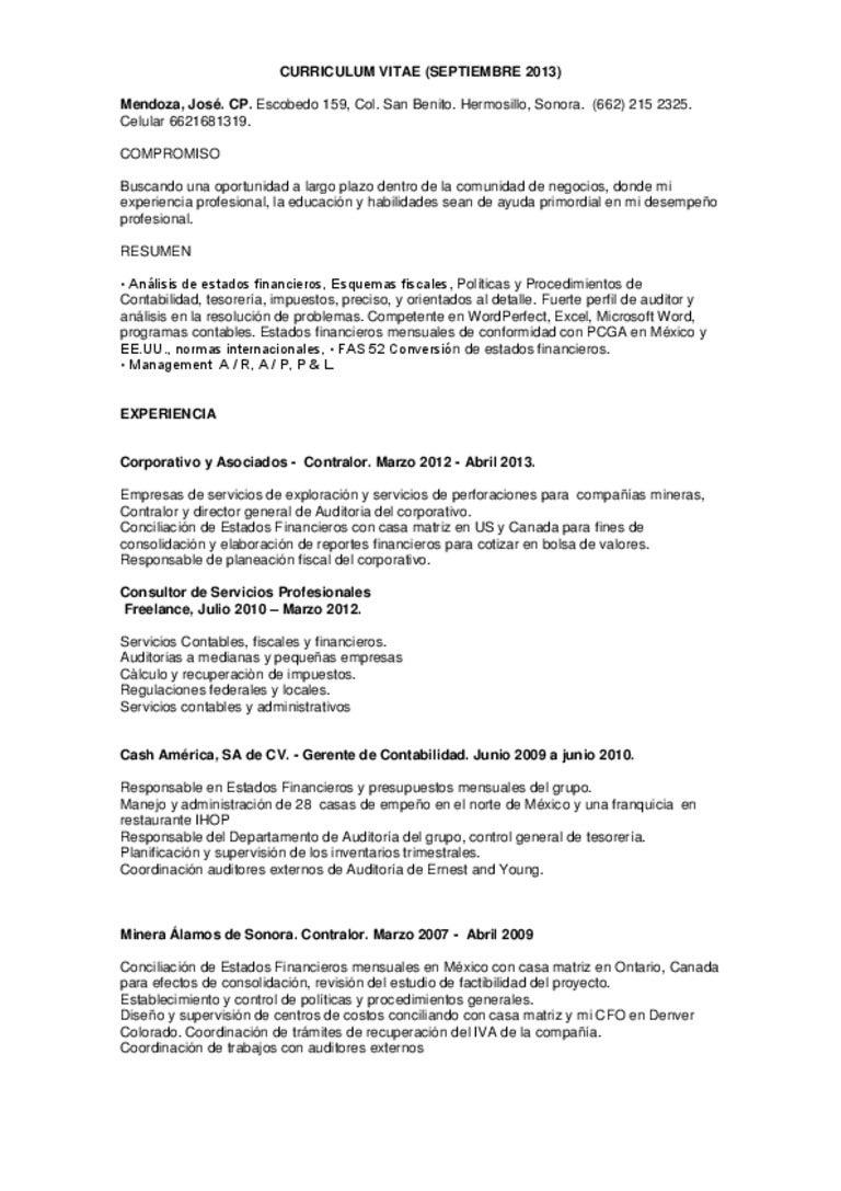 Contador Publico Bilingue