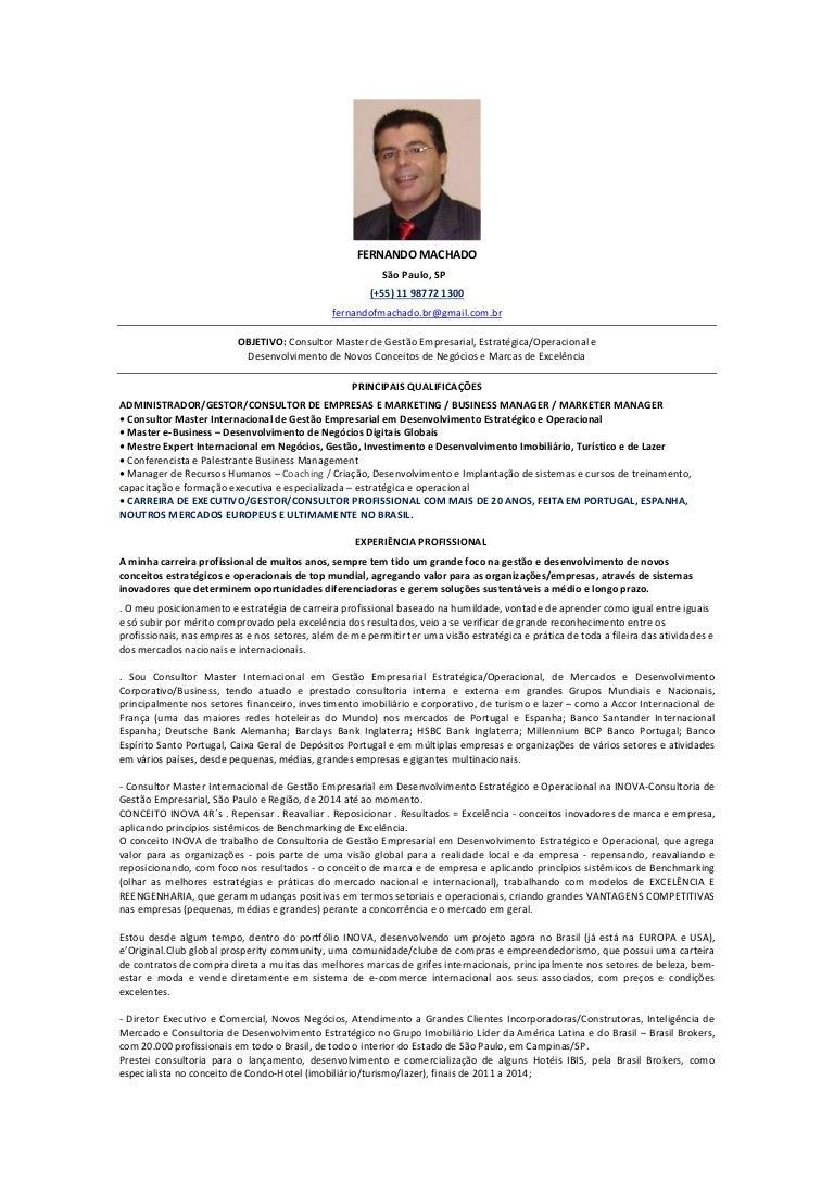 Contemporáneo Currículum Profesional De Continuidad De Negocios ...