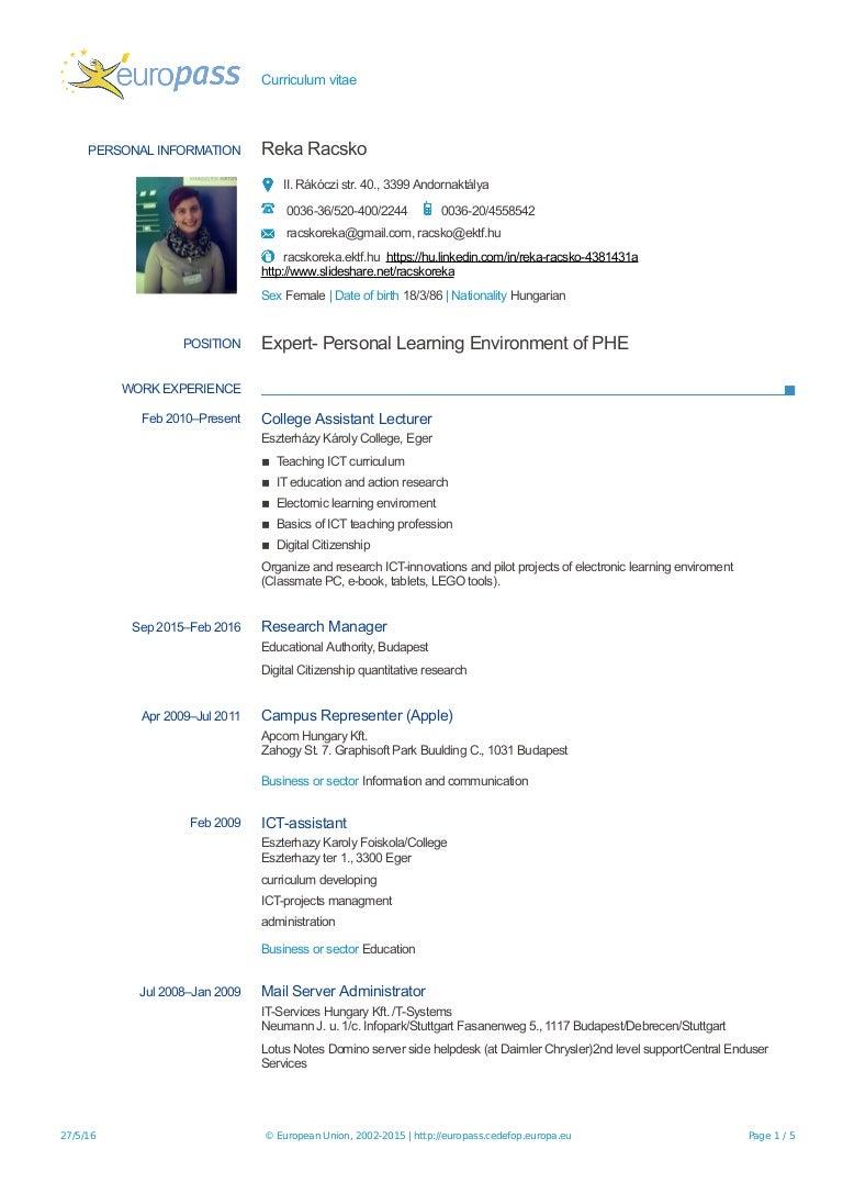 ict teacher cv teacher resume templates resume sample elementary ...