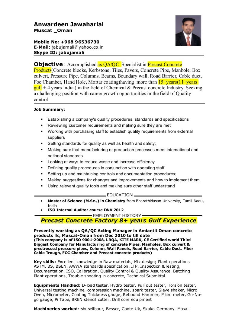 Good Professional Resume Samples Accounting Controller Resume