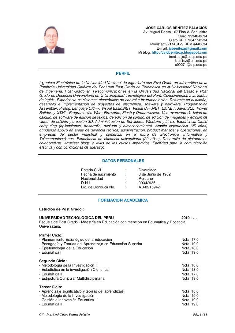 Único Software Soporte Ingeniero Curriculum Vitae Formato Bosquejo ...