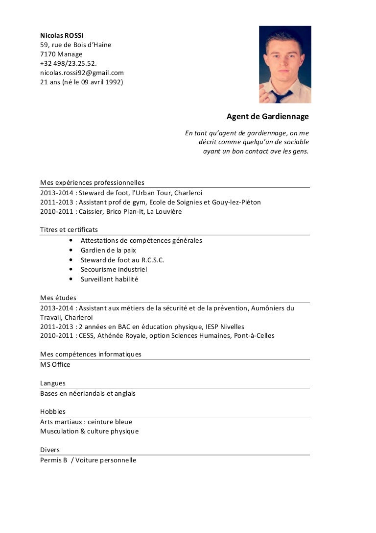 Cv 2014 Nicolas Rossi 1
