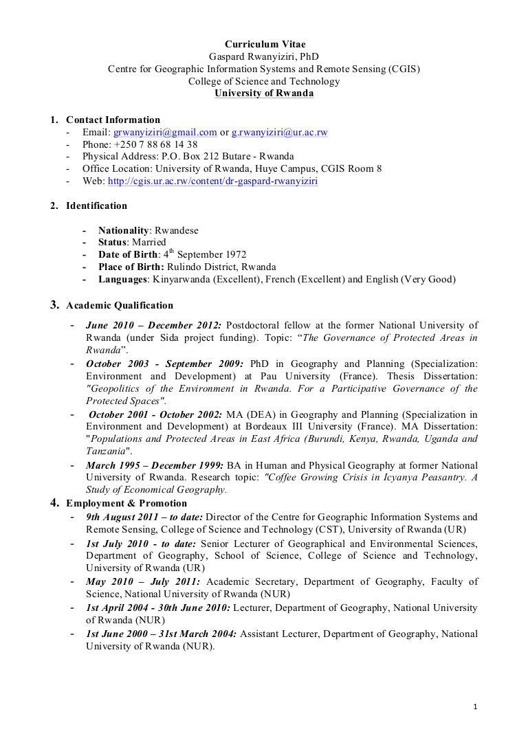 Cv of ben arikpo in eu format (10. 6. 2015).