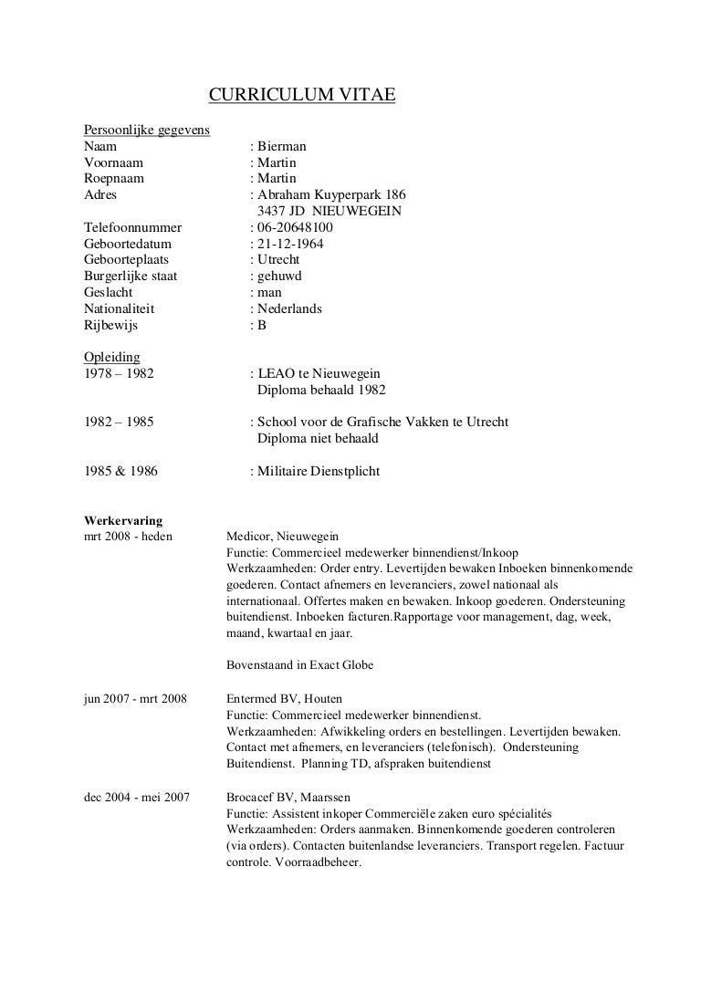 computerkennis cv Cv Computerkennis | hetmakershuis