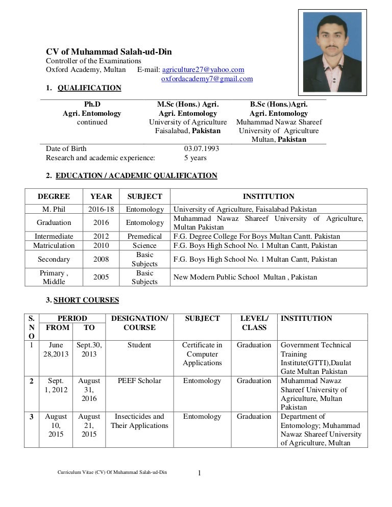 entomology scientist resume - Agriculture Scientist Resume