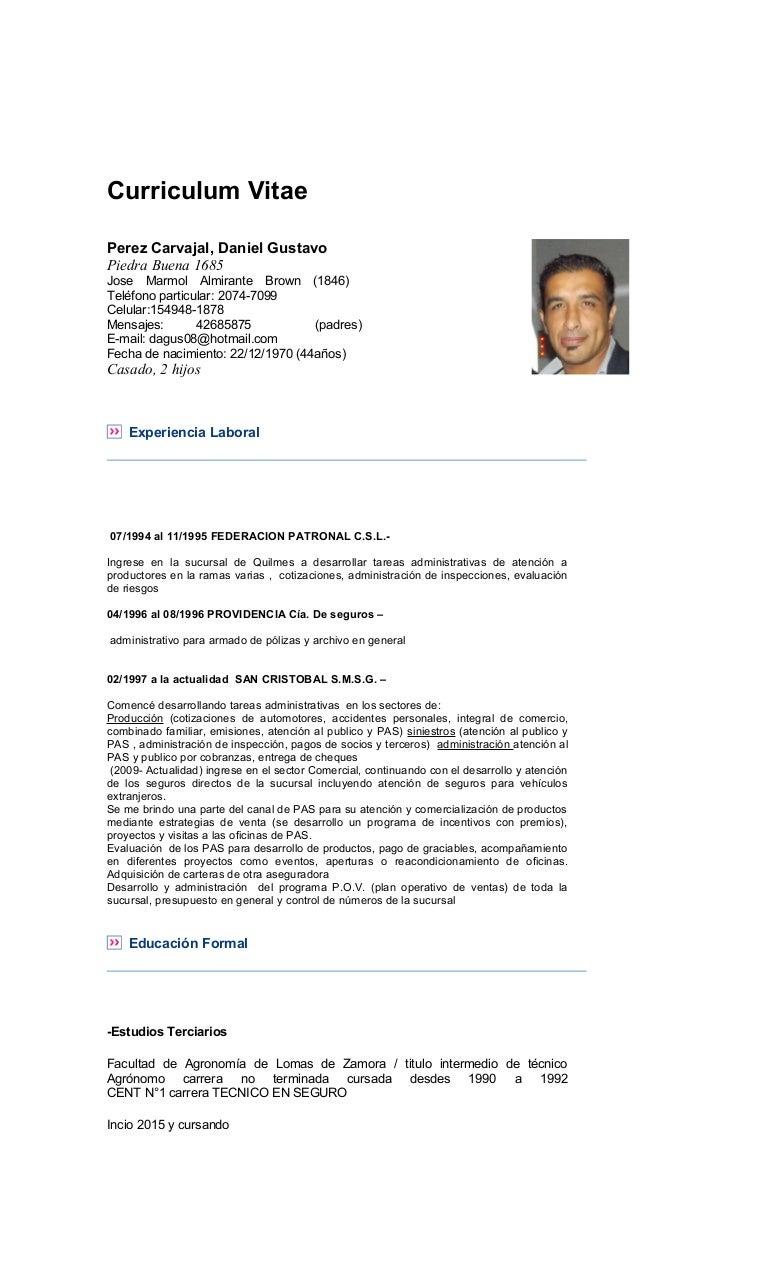carrera TECNICATURA SUPERIOR EN SEGUROS -1° año - turno Mañana - alum…
