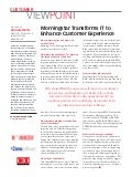 BMC Customer Viewpoint: Morningstar Transforms IT to Enhance Customer Experience