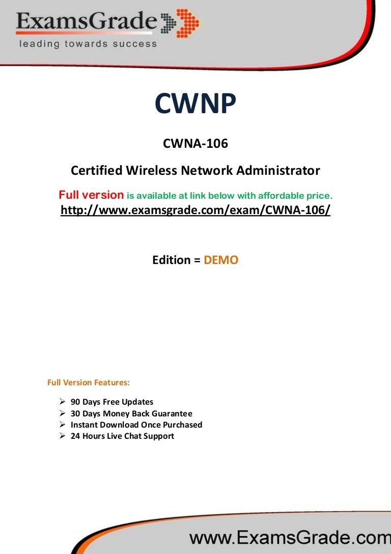 Cwna 106 exam real practice test for solution experts xflitez Images