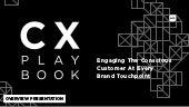 CX Playbook