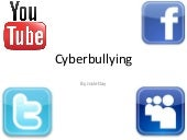Cyber bullying for Elementary