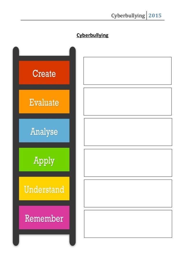 worksheet Cyber Bullying Worksheets cyberbullying worksheet