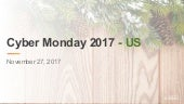 Criteo 2017 Cyber Monday Update - US