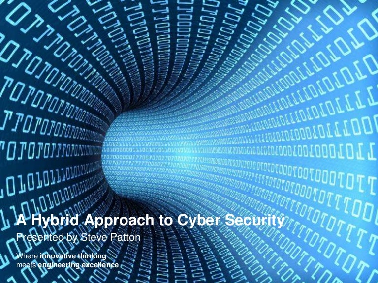 Cyber security2012 hybrid-hardware-software