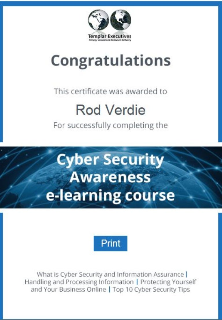 Cyber security certificate xflitez Image collections