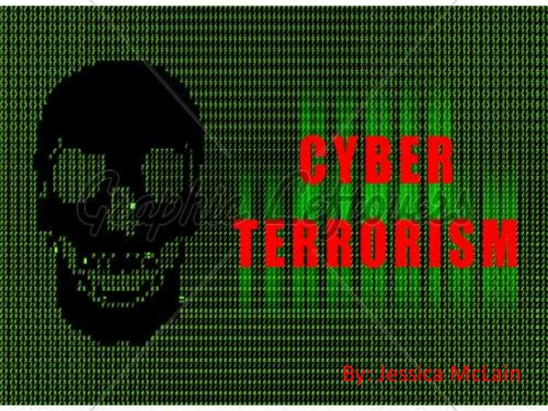 Cyber Terrorism Power Point  Science Topics For Essays also Essays In Science  Argumentative Essay Topics On Health