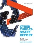 Cyber Threatscape Report: Midyear cybersecurity risk review forecast and remediations | Executive Summary