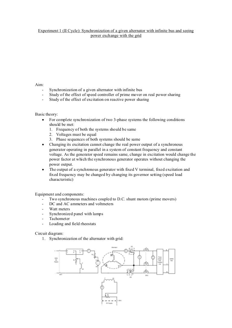 Eep303 Cycle Ii Exp 1 Ac Ammeter Wiring Diagram