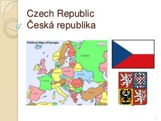 Czech Republic presentation