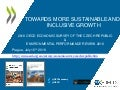 Czech republic 2018-oecd-economic-survey-towards-more-sustainable-and-inclusive-growth-presentation