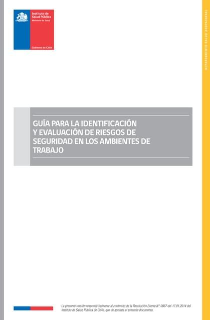 D003 pr.500.02.001 guía para la identificación y evaluación de riesgos de seguridad