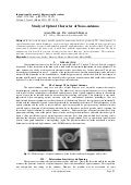 Study of Optical Character of Nano-antenna