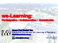 we-Learning: Nanyang Technological University - Digital Education Show Asia 2013