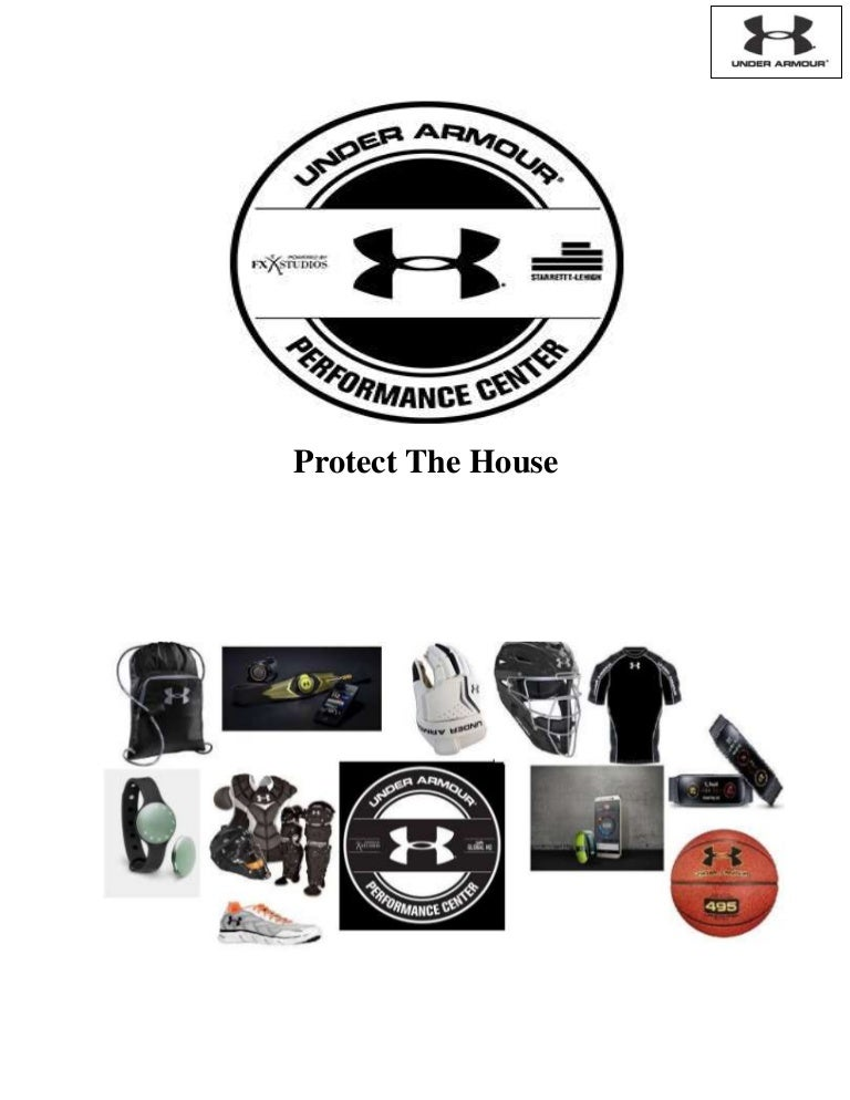 c9363a922a5 Under Armour industry analysis
