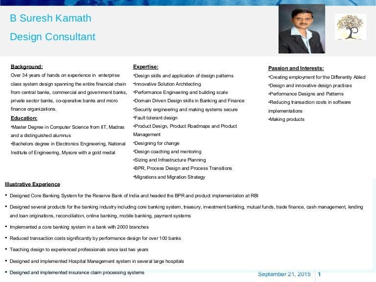 Patterns Training Team Profile