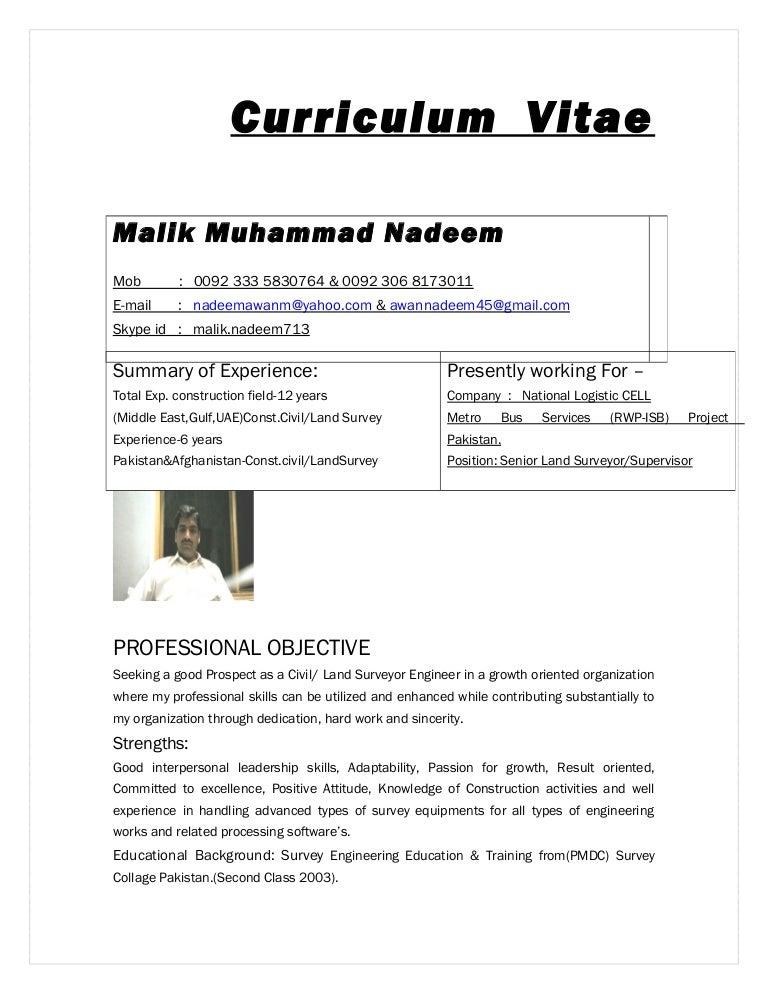 Land Surveyor Resume Surveyor Resume Australia Sales Surveyor Lewesmr  Shahid Resume For Land Surveyor Resume Format