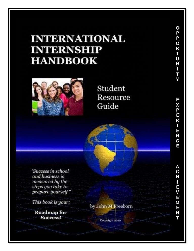 International internship handbook ebook rev1 fb fandeluxe Gallery
